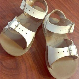 White Sun San Surfer Sandals
